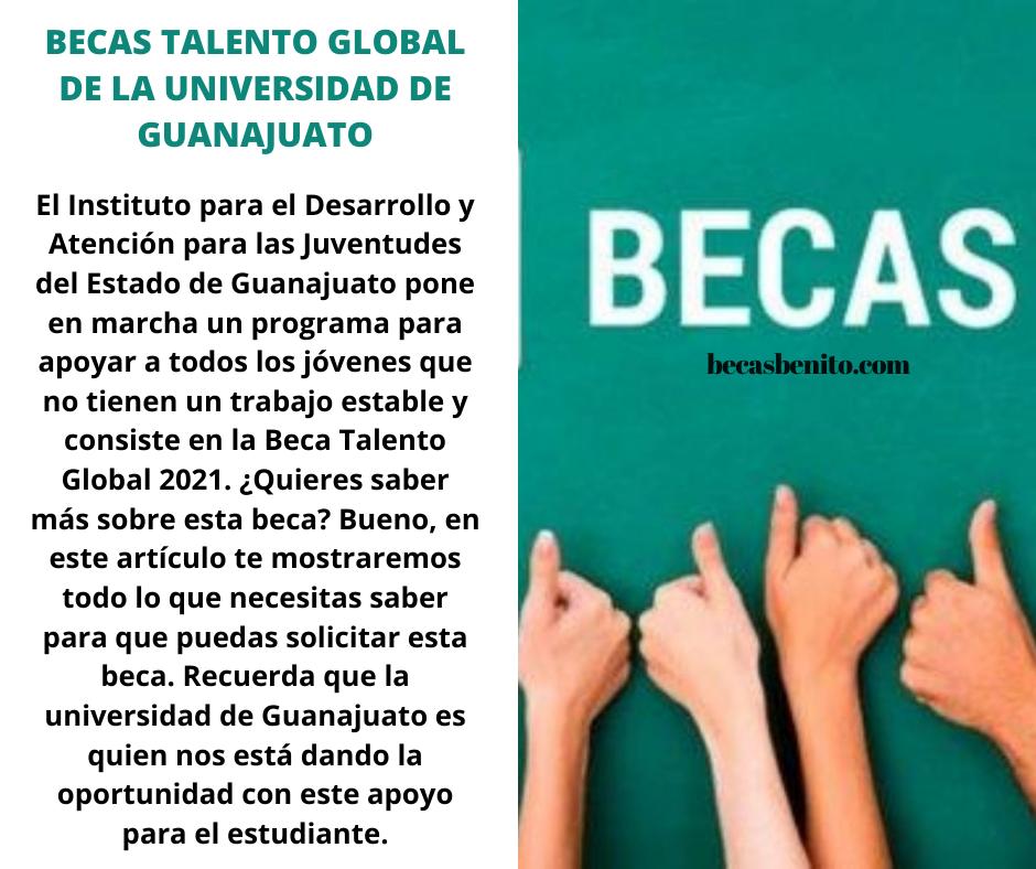Beca talento global