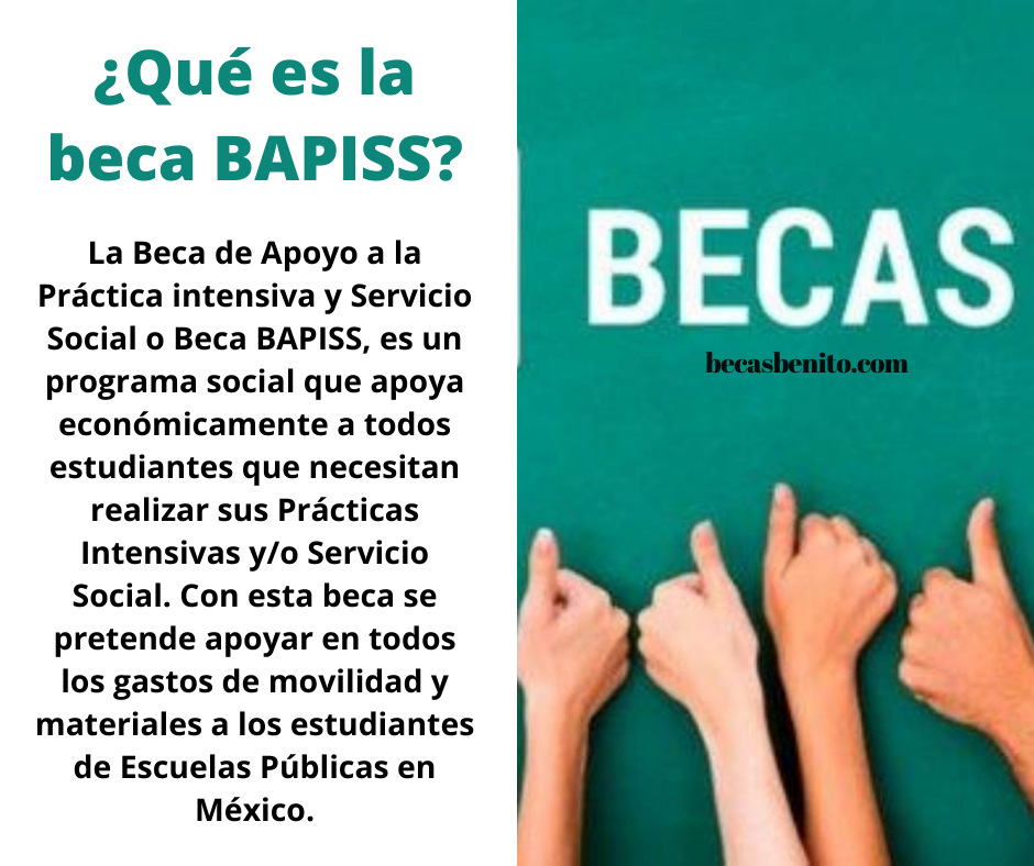 becas BAPISS